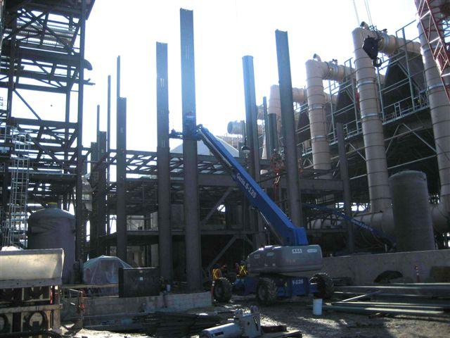 Maple Leaf Motors >> GOREWAY POWER STATION | Industrial Steel Buildings ...