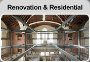 Residential / Renovation steel projects